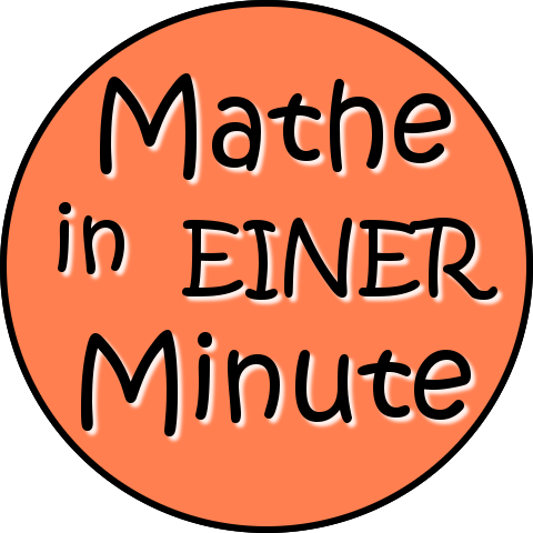 Mathe in einer Minute